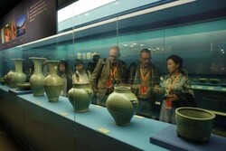 Historical celadons loaned to China return home