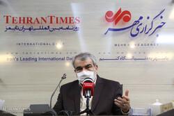 Guardian Council spokesman visits Tehran Times