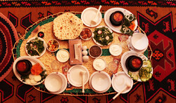 Iranian food atlas