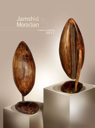 """""""With My Roots"""" in London displays sculptures by Jamshid Moradian"""