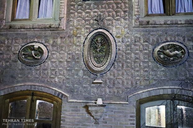Darugheh House bears hallmarks of Russian architecture