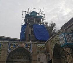 Tehran 'oldest' clock to start ticking again