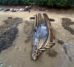 New study tells tale of shipwreck found in northern Iran