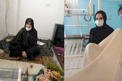 Iranian craftswomen honored at World Crafts Council