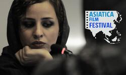 Iranian filmmaker Marzieh Riahi in an undated photo.