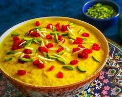 A taste of Iran: Khoresht Mast