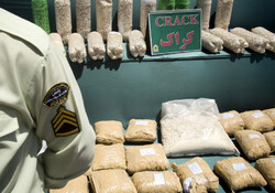 Iran seizes over 46 tons of narcotics, psychoactive drugs in month