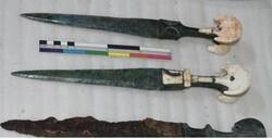 Bronze daggers