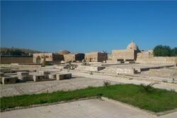 holy shrine of Imamzadeh Jaber