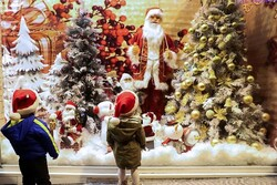 Christmas celebrations go virtual in Iran