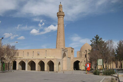 Friday Mosque of Neyriz; one of the earliest in Iran