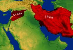 Iran-Syria ties