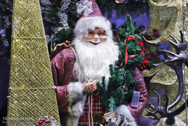 Christmas in Tehran