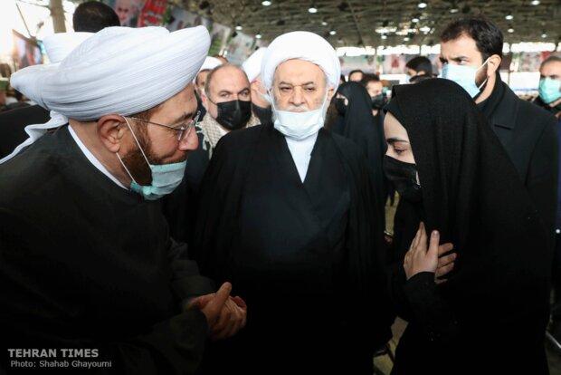 Ceremonies held to mark martyrdom of General Soleimani, al-Muhandis