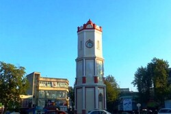 Hamidinava, architect of Sari's clock tower, dies aged 90