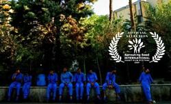 "A scene from Iranian director Iman Sediq's short film ""Cooler""."