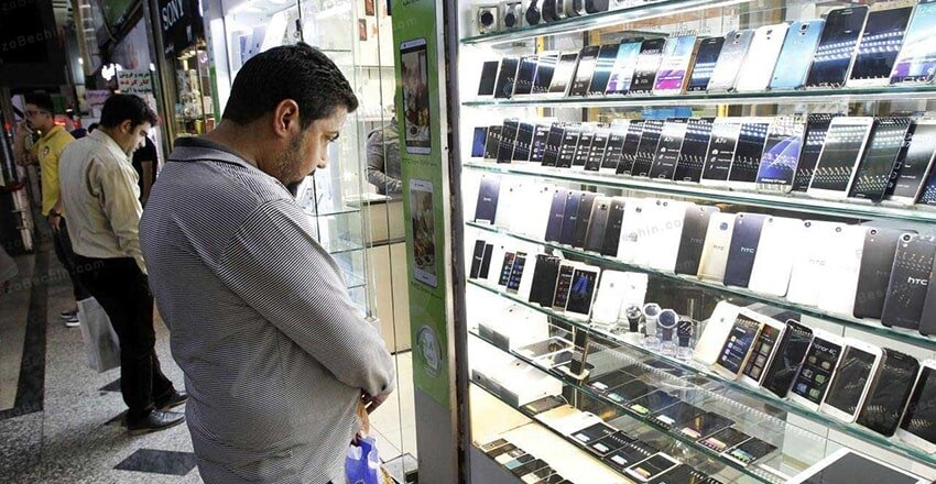 Cellphone imports up 27% - Tehran Times