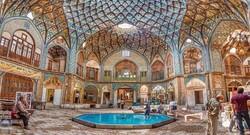 historic bazaar of Kashan