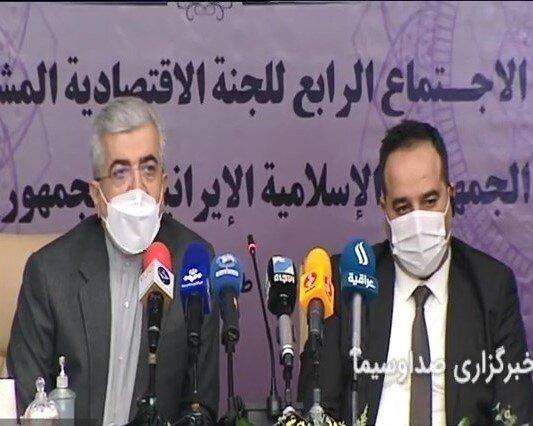 Iran-Iraq annual trade to reach $20b