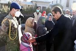 Imran Khan meets Hazara