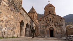 Iranian province says ready to help restore cultural heritage in war-torn Karabakh