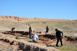 Archaeological survey starts on ruined palaces of Tchogha Zanbil