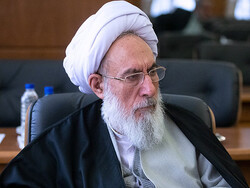 Ayatollah Mojtahed Shabestari, a member of the Expediency Council