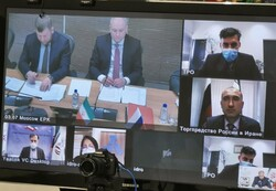 Iran, Russia hold webinar on expansion of industrial co-op