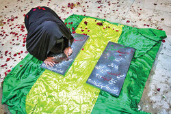 Two unknown martyrs laid to rest