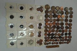 Haul of ancient coins confiscated from smugglers