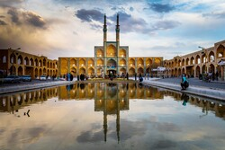 Amir Chakhmaq Mosque, Yazd.