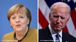 Merkel-Biden