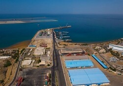 Iran's largest commercial port to be constructed in Jask