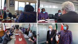 Iran ready to provide hi-tech expertise to Kenya
