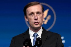 U.S. National Security Advisor Jake Sullivan