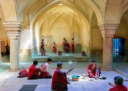 Public baths in Iran and interesting customs behind