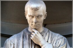Niccolo Machiavelli, Italian politician