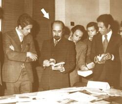 Top Iranian archaeologist, Firouz Bagherzadeh, dies at 90