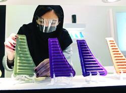 Iran Plast expo running in Tehran