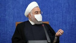 Iran may face new wave of COVID-19, Rouhani warns