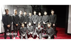 Shahid Faraji music group