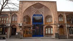 UNESCO World Heritage: restoration work continues at Tabriz bazaar complex