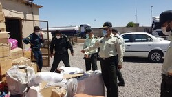 Some $3.4m of smuggled goods seized in week