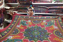 Persian handicrafts: Khos Duzi of Hormozgan