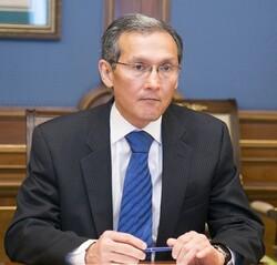 former Kyrgyz Prime Minister Djoomart Otorbaev