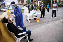 Rapid COVID-19 testing in Ahvaz as virus roars back