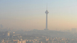 Iran's air quality improving over past decade