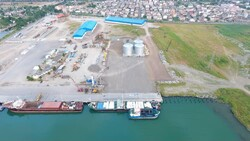 Exports from Astara port rises 82%