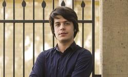 Director Ashkan Rahgozar in an undated photo.
