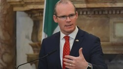 Minister of Foreign Affairs Simon Coveney